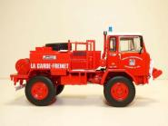Altaya 1:43 IVECO FIAT 75PC - TANKER TRUCK - FIRE FIGHTING FOREST - FRANCE 1974