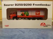 Arwico 1/87 Saurer D250B 6x2 Frigo Coop
