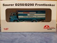 Arwico 1/87 Saurer D290 4x2 Frigo Migros Kühlkette