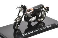 Atlas 1:24 Motorrad BSA Gold Star DBD34 (1960)