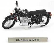 Atlas 1:24 Motorrad KMZ Dnepr MT 10
