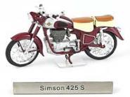Atlas 1:24 Motorrad Simson 425 S