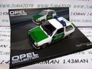Atlas 1:43 Opel Corsa Polizei
