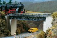 Auhagen Fachwerkbrücke
