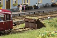 Auhagen Prellbock Holz 41665