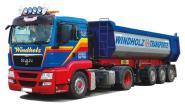 AWM LKW MAN TG-X XL Rundmulden-SZ Windholz