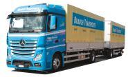 AWM LKW MB Actros 11 Streamsp. PrHZ Brauch Transporte 55232