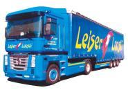 AWM LKW Renault Magnum Jumbo-Ga-KSZ Leiser & Loosli