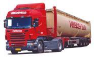 AWM LKW Scania R Highl/Aerop. Silo-Cont-SZ Vredefeld