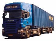 AWM LKW Scania R Topl./Aerop Cont-SZ Verhoek