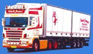AWM LKW Scania R Topl./Aerop Kühl-KSZ Henrik Jensen