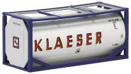 AWM SZ 20 ft.Tank-Container Klaeser