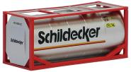 AWM SZ 20 ft.Tank-Container Schildecker