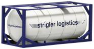 AWM SZ 20 ft.Tank-Container Strigler Logistics