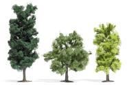 Busch 3 Laubbäume (90-150)H0 6941