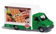 Busch Bauernhof-Verkaufswagen 5428