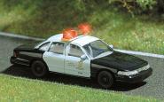 Busch Dodge Police H0 5629
