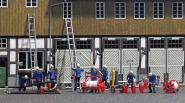 Busch Feuerwehr Zubehör Set Basic HO 1076