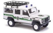 Busch Land Rover Def. Bergrett. 12 Alpin-Notruf Triestingtal 50391