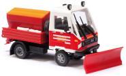 BUSCH Multicar Polizei Feuerwehr Cottbus