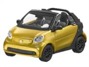 BUSCH PKW Smart Cabrio (A453) - black/yellow