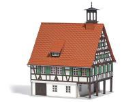 Busch Rathaus H0 1598