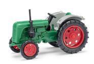 Busch Traktor Famulus grün/grau  H0 210010112