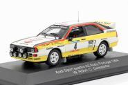 CMR 1:43 Audi Sport Quattro A2 - Walter Röhrl / Geistdörfer - Rallye Portugal 84