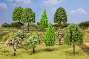 Faller 10 Laubbäume, sortiert 181526