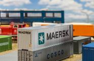 Faller 40' Hi-Cube Container MAERSK