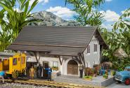 Faller Bahnhof Guarda