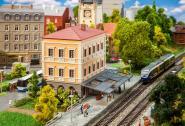 Faller Bahnhof Rothenstein 212119