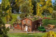 Faller Norwegisches Haus 130605