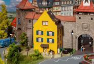 Faller Reihenendhaus Kleinstadt 130709