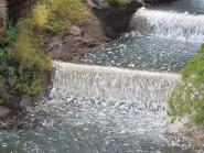 Faller Wasser-Effekt