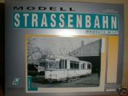 H & P 1:87 STRASSENBAHN ET57/EB57 Dresden ZR