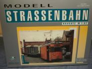 H & P 1:87 STRASSENBAHN ET57  Arbeitstriebwagen Magdeburg