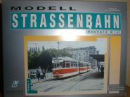 H & P 1:87 STRASSENBAHN ET57/EB57 Potsdam ZR
