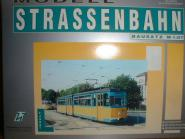 H & P 1:87 STRASSENBAHN GOTHA G4 Thür Waldbahn,blaugelb