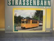 H & P 1:87 STRASSENBAHN T262 Arbeitswagen Halle