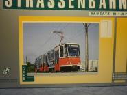 H & P 1:87 STRASSENBAHN TATRA KT4D BVB Berlin modern