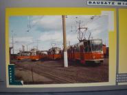 H & P 1:87 STRASSENBAHN TATRA KT4D BVB Berlin Versuchsl