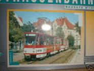 H & P 1:87 STRASSENBAHN TATRA KT4D EVAG Erfurt