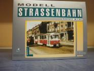 H & P 1:87 STRASSENBAHN TATRA T4 Fahrschule Dresden