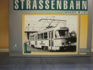 H & P 1:87 STRASSENBAHN TATRA T4 Schienenschleifwagen Magdeburg