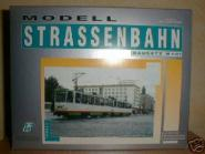 H & P 1:87 STRASSENBAHN TATRA T6/B6 MVK Magdeburg