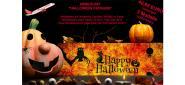 """Herpa Airbus Set """"Halloween Package"""""""