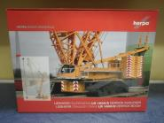 Herpa Bausatz Derrick für Liebherr Raupenkran LR 1600/2,gelb 076722