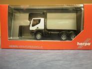 Herpa LKW Iveco Trakker 6x6 SZM weiß 310529