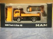 Herpa LKW MAN TG-S M Winterdienst MAN orange 932349
